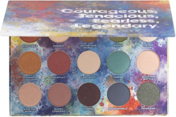 Ulta x Marvel's Avengers Beauty Collection Has Box Office Breaking Style 5