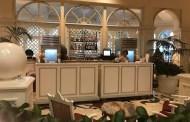 Pop Up Bar at Grand Floridian!
