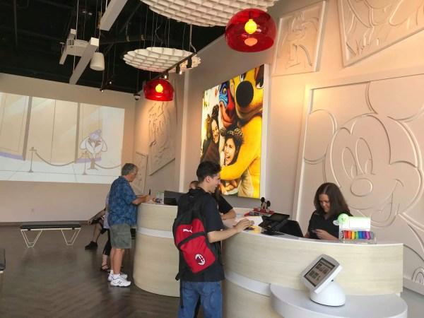 Disney Springs Ticket Center