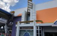 Tomorrowland in the Magic Kingdom Gets a Paint Job