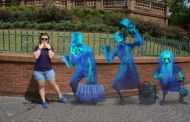 Disney's 13th Attraction Haunted Mansion PhotoPass Photo Op at Walt Disney World Resort