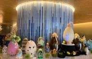 2019 Easter Egg Display At Disney's Contemporary Resort