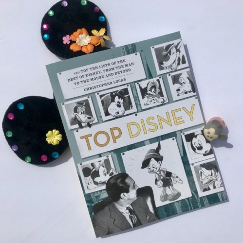 Introducing Top Disney, 100 Lists Of The Best Of Disney 1