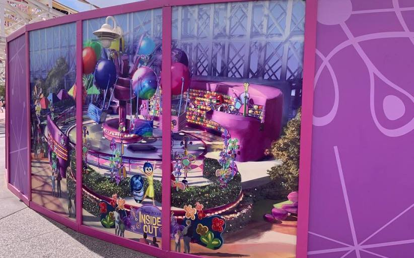 Updated Pictures of Inside Out Emotional Whirlwind!