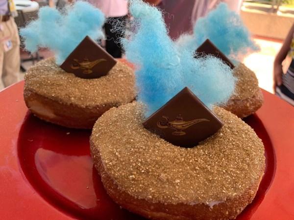 New Wish Granted Donut in Magic Kingdom