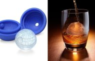 That's No Moon That's A Death Star Ice Cube Mold