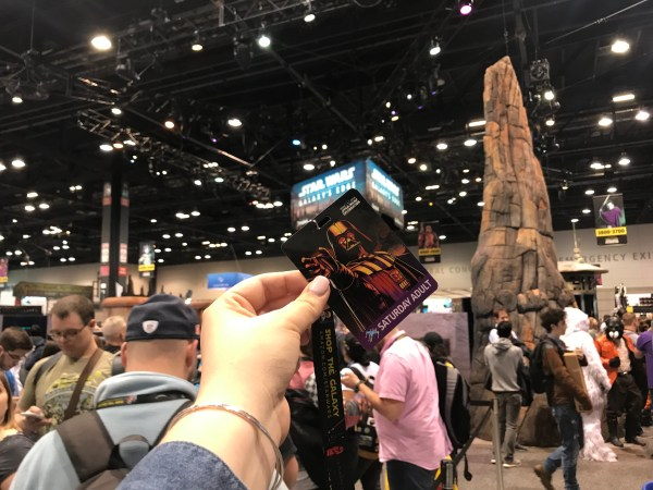 My Review of Star Wars Celebration