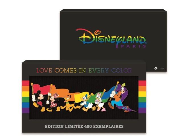 First Look at Disneyland Paris Magical Pride Merchandise! 2