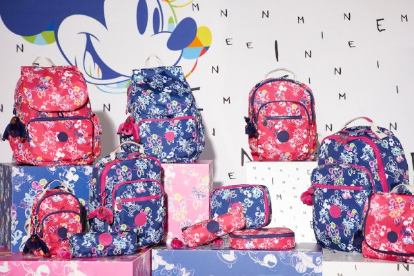 New Mickey and Minnie Mouse Kipling Collection Is In The House 1
