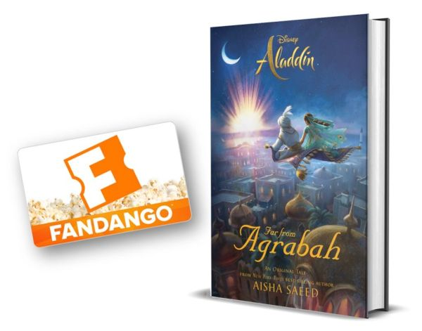 We're Having a Aladdin: Far from Agrabah Giveaway! 3
