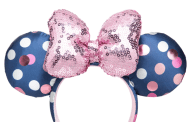 Minnie Mouse Polka Dot Headband Now Available On shopDisney