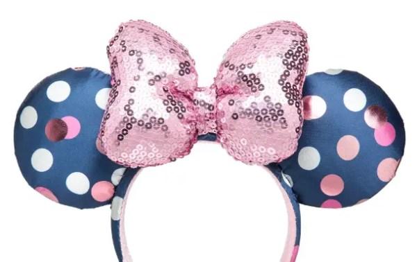 Minnie Mouse Polka Dot Headband Now Available On shopDisney 1