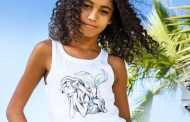Disney x Roxy Girl Collection Celebrates The Little Mermaid's 30th Anniversary