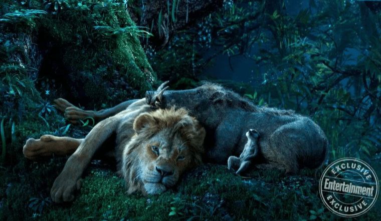 Disney's The Lion King Exclusive Photos From Entertainment Weekly