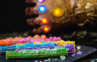 Rock Candy Rainbow Churros for Just Two Days Only at Disney California Adventure