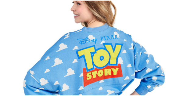 Show Your Animated Side With The Toy Story Spirit Jersey