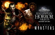 Classic Movie Monsters Will Be Featured At Halloween Horror Nights