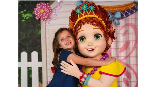 Fancy Nancy character has arrived at Disney's Hollywood Studios 1