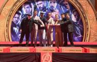 """MARVEL STUDIOS AVENGERS: ENDGAME"""" STARS PLACE HANDPRINTS IN CEMENT AT TCL CHINESE THEATRE"""