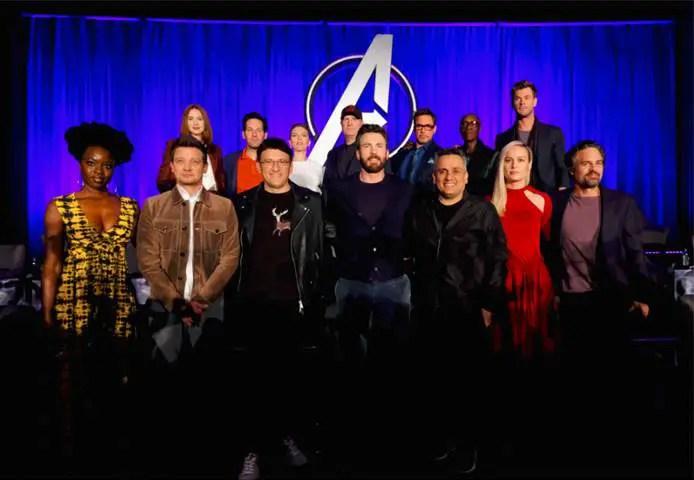 Photos: Marvel Studios' AVENGERS: ENDGAME global press conference