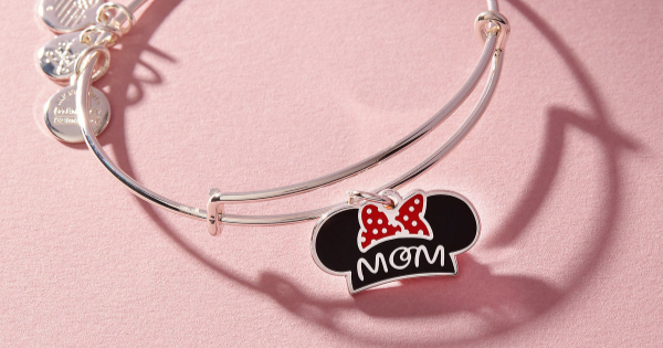 327f48f1375522 Minnie Mouse Ear Hat Mom Bangle by Alex and Ani