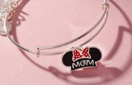 Minnie Mouse Ear Hat Mom Bangle by Alex and Ani