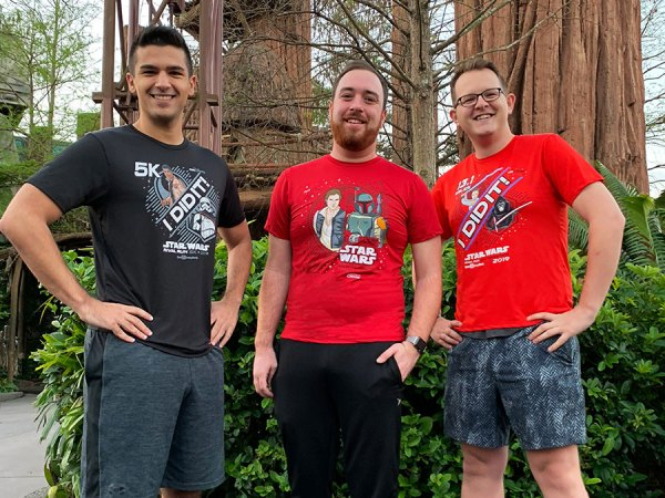 Star Wars Rival Run Merchandise Will Have You Running With The Force 4