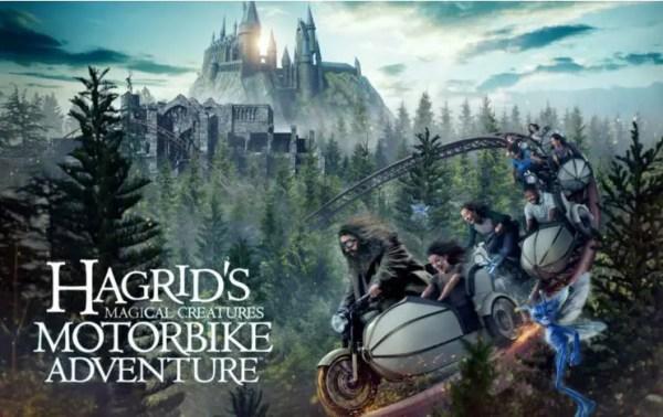Cornish Pixies Announced As Magical Creature Featured In Hagrid's Magical Creatures Motorbike Adventure 2
