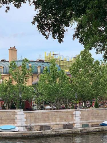 Update on the New Remy's Ratatouille Adventure Ride in Epcot.