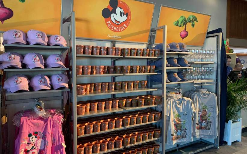 Photos: New Epcot Flower & Garden Festival Annual Passholder Merch now available