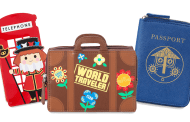 Magical New it's a small world Zip Cases On shopDisney