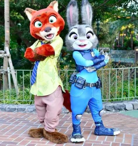 Summer at Tokyo Disneyland 2
