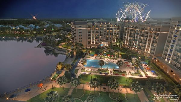 Disney's Riviera Resort General Sales and Special Membership Offer Now Available 1
