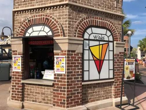 Taiyaki Appeared at YeSake in Disney Springs!