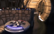 Disneyland's Millennium Falcon: Smugglers Run Video Released