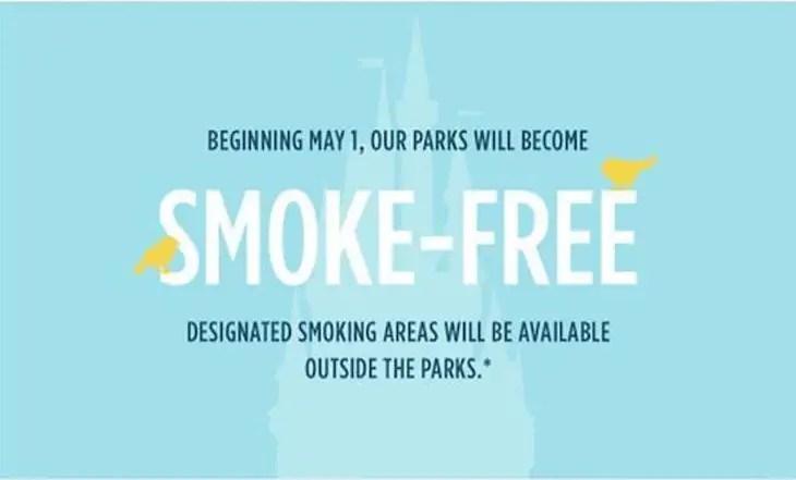 New Designated Smoking Areas Revealed For Walt Disney World Parks