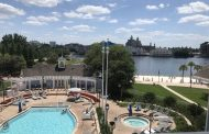 Disney's Beach Club Resort Water View Room Tour