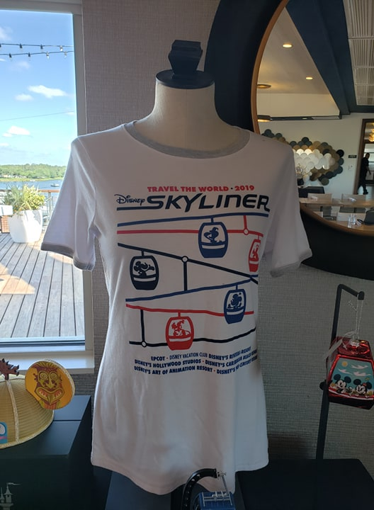 Exciting New Disney Skyliner Merchandise Revealed 6