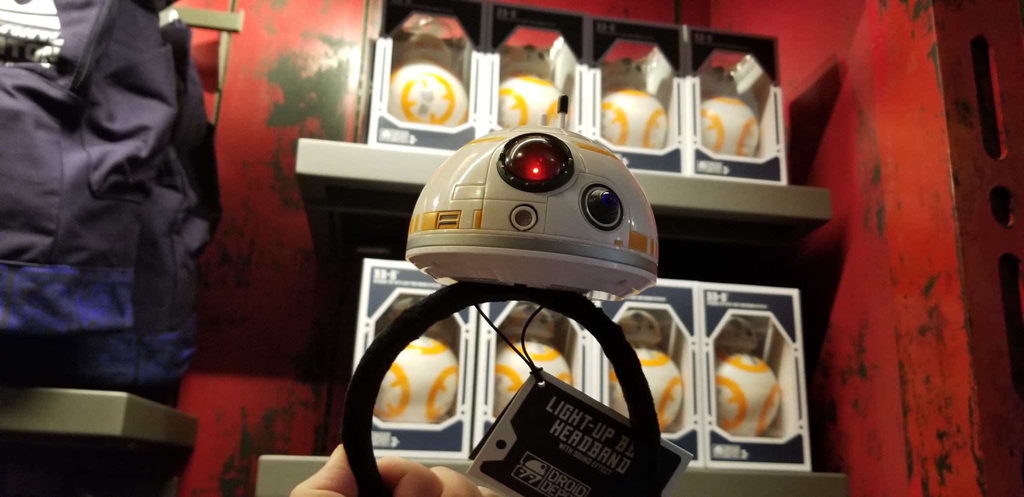 BB-8 And R2-D2 Headbands