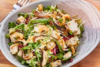 Chinatown Chicken Salad - TODAY Cafe