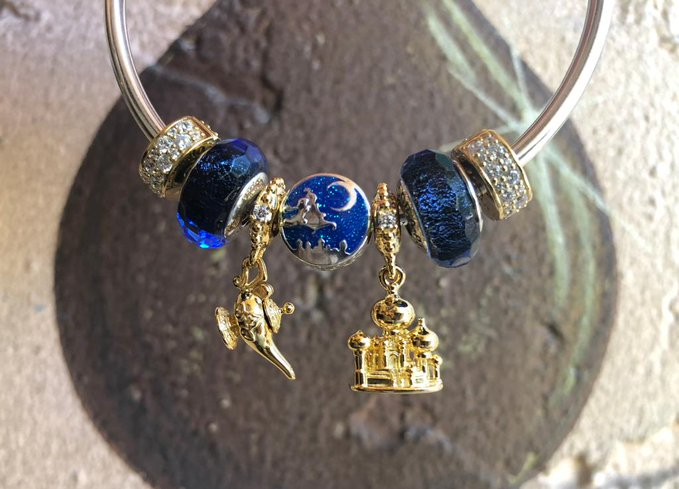 Aladdin Pandora Collection Now At Disney Parks and on shopDisney