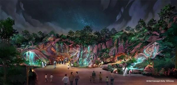 """Tokyo DisneySea """"Fantasy Springs"""" Expansion 6"""