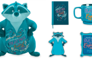 Meeko Leads The Path For The May Disney Wisdom Collection