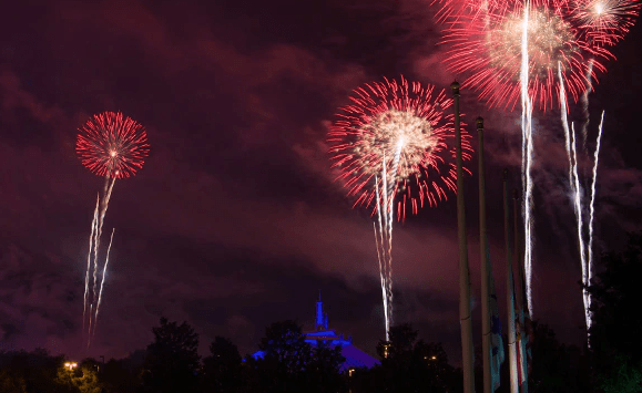 Disney Vacation Club Announces an Independence Day Desert Party 1