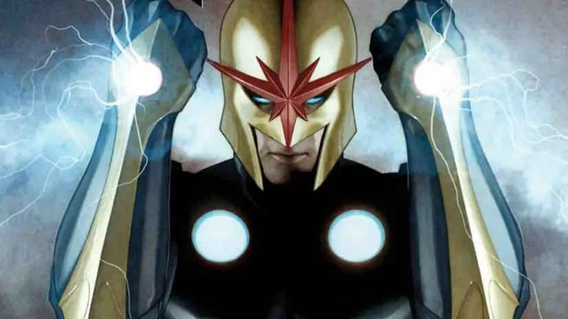 Rumors That Development of Marvel's NOVA Has Begun