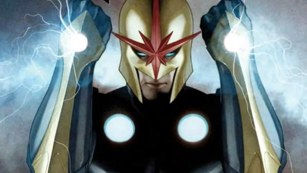 Rumors That Development of Marvel's NOVA Has Begun 1