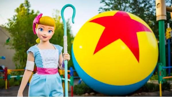 Bo Peep in Toy Story Land