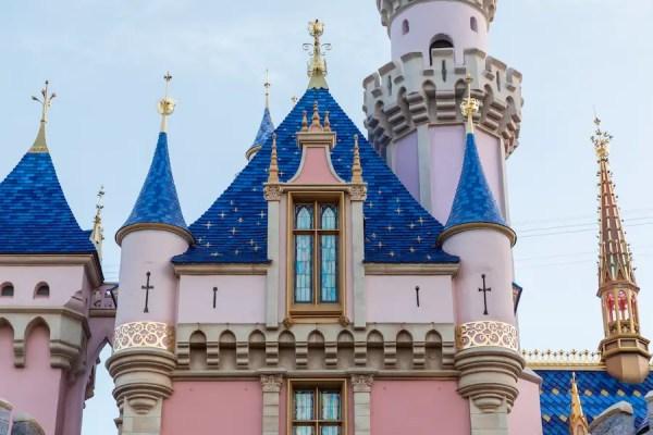 Sleeping Beauty Castle is Now Open at Disneyland 2