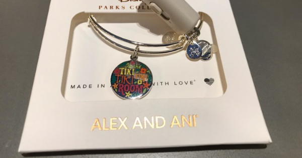 The Birds Are Singing For The New Enchanted Tiki Room Alex And Ani 1