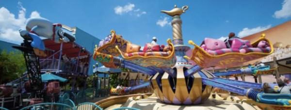 Following Aladdin's Footsteps Series at Disneyland Paris! 1